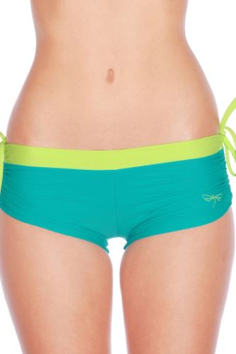 Michelle_shorts_turquoise-lime_1