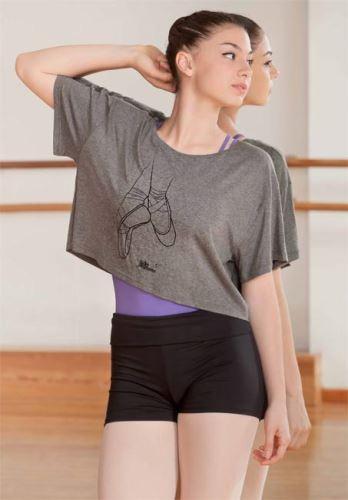 Tričko s baletním motivem